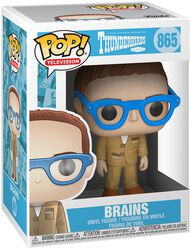 Les Sentinelles de l'Air Brains - Funko Pop! n°865