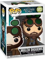 Mulch Diggems - Funko Pop! n°573