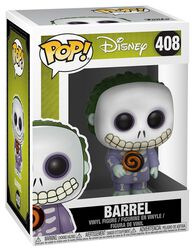 Figurine en vinyle Barrel 408