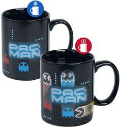 Pac-Man Mug Thermo-Réactif