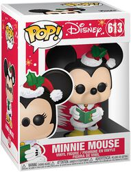 Minnie Mouse (Noël) - Funko Pop! n°613