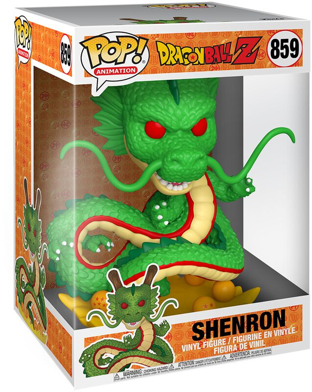 Dragon Ball Z - Shenron (Lifesize) - Funko Pop! n°859