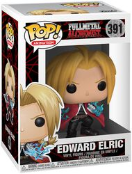 Edward Elric - Funko Pop! n°391