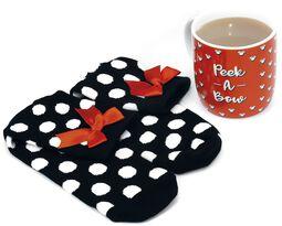 Minnie - Tasse avec Chaussettes