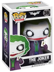 Trilogie The Dark Knight - Le Joker - Funko Pop! n°36