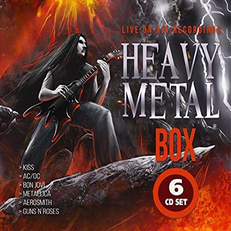Heavy Metal Box / Live Recordings