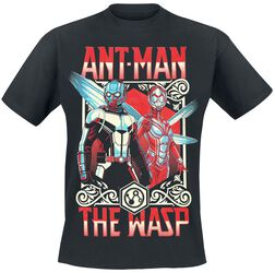 Ant-Man And The Wasp - Dynamic Duo