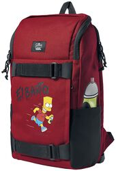 The Simpsons - Obstacle Skatepack - El Barto