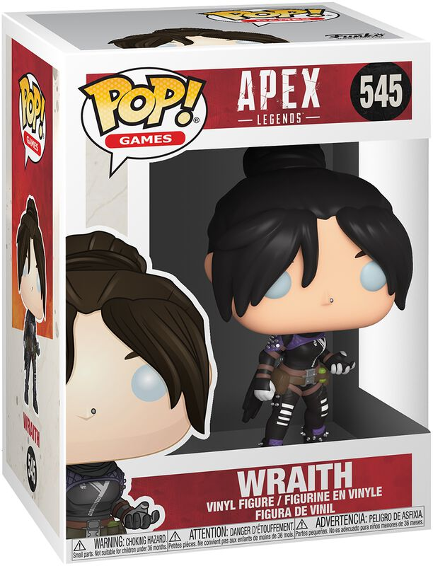 Wraith - Funko Pop! n°545