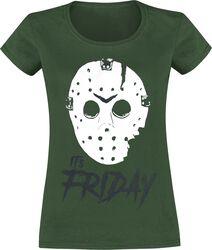 Masque Jason - It's Friday