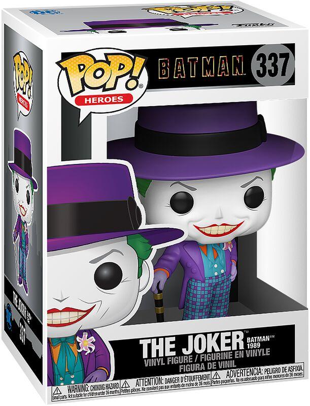 Batman 1989 - Le Joker (Édition Chase Possible) - Funko Pop! n°337