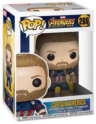 Infinity War - Figurine En Vinyle Captain America 288