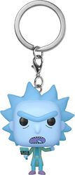 Hologrq; Rick Clone - Pop! Keychain