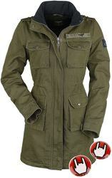 Ladies Field Jacket Incl. Heatpad