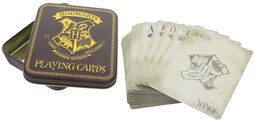 Harry Potter - Paquet De Carte Poudlard