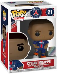 Football Kylian Mbappé (PSG) - Funko Pop! n°21