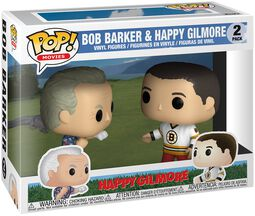 Happy Gilmore Bob Barker & Happy Gilmore - Funko Pop!