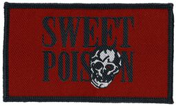 Patch Rouge « Sweet Poison »