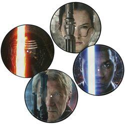 Star Wars - Le Réveil De La Force - Bande-Originale (John Williams)