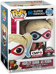 Harley Quinn en Robin - Funko Pop! n°290