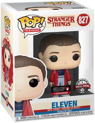 Saison 3 - Eleven - Funko Pop! n°827