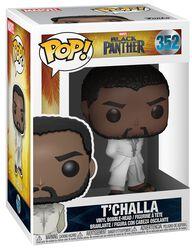 Figurine En Vinyle T'Challa