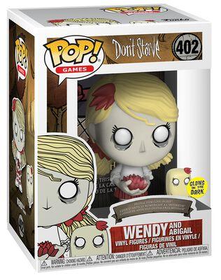 Figurine En Vinyle Wendy Et Abigail (GITD)  402