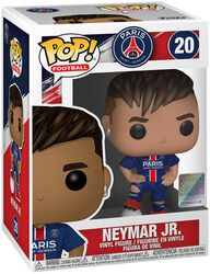 Football Neymar Jr. (PSG) - Funko Pop! n°20