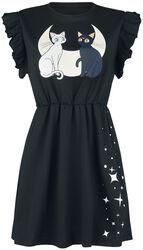 Luna & Artemis - Chats & Lune