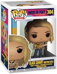 Black Canary Boobytrap Battle - Funko Pop! n°304