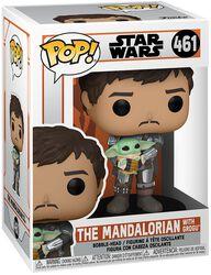 The Mandalorian - The Mandalorian & Grogu - Funko Pop! n°461
