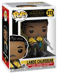 Épisode 9 - L'Ascension de Skywalker - Lando Calrissian - Funko Pop! n° 313