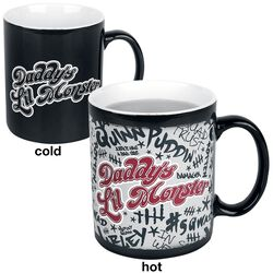 Daddy's Lil' Monster - Mug Thermoréactif