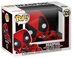 Figurine en vinyle Deadpool 320