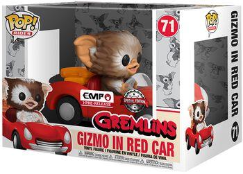 Gizmo in Red Car (POP Rides) - Funko Pop! n°71