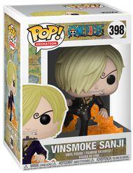 Figurine En Vinyle Vinsmoke Sanji 398