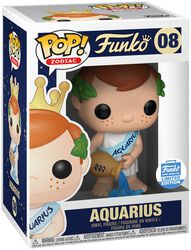 Zodiac - Verseau (Funko Shop Europe) - Funko Pop! n°08
