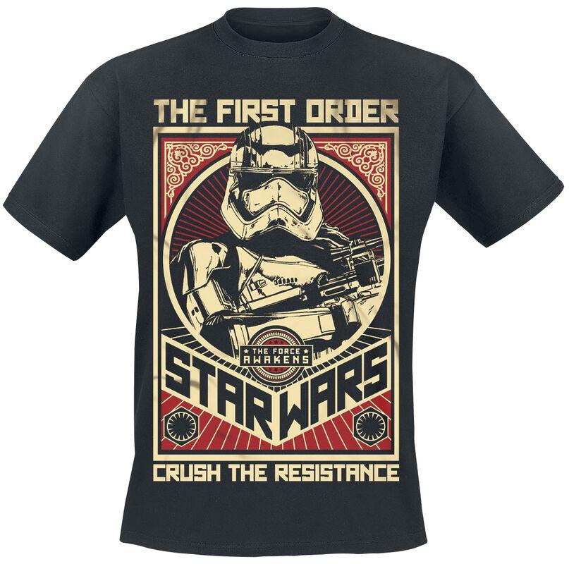 Épisode 7 - Le Réveil De La Force - Stormtrooper Crush The Resistance