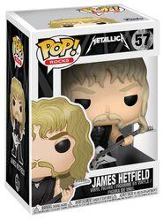Figurine En Vinyle James Hetfield Rocks 57