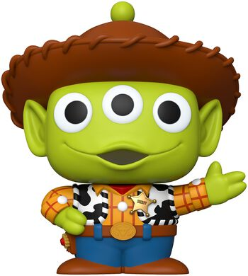 Alien En Woody (Life Size) - Funko Pop! n°756