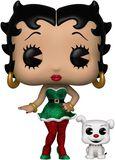 Betty Boop Lutin & Pudgy (Funko Shop Europe) - Funko Pop! n°505