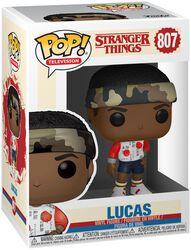 Saison 3 - Lucas - Funko Pop! n°807