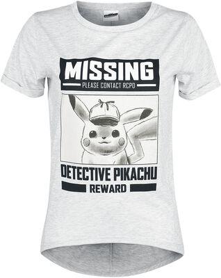 Détective Pikachu - Missing