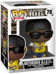 Notorious B.I.G. (Avec Maillot) -  Funko Pop! Rocks n°78