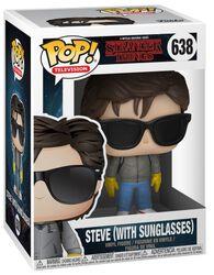 Steve (Avec Des Lunettes De Soleil) - Funko Pop! n°638