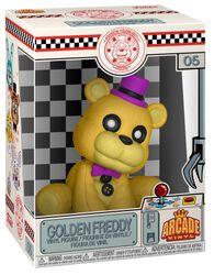 Arcade Vinyl - Figurine En Vinyle Golden Freddy 05