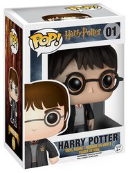 Figurine En Vinyle Harry Potter 01