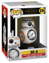 Épisode 9 - L'Ascension de Skywalker - BB-8 - Funko Pop! n° 314