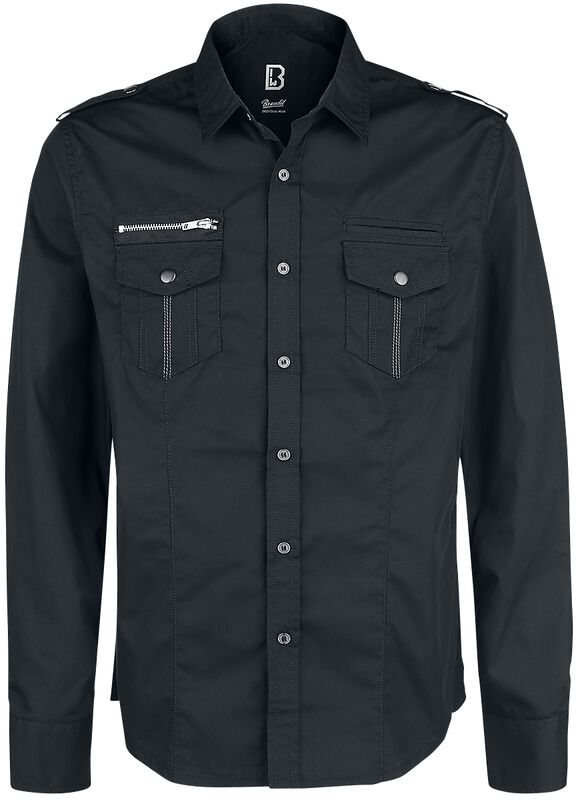 Chemise Manches Longues Rockstar