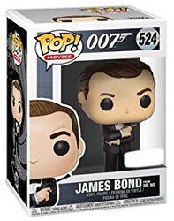 Figurine En Vinyle James Bond (Sean Connery) Dans James Bond 007 Contre Dr No 524